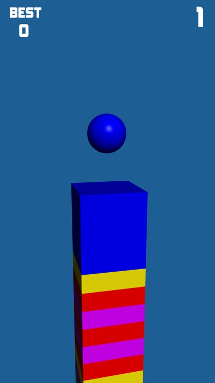 Ball Down — Cube Skip or Color Skip