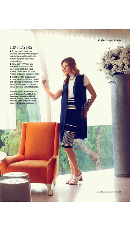 Woman & Home Magazine North America