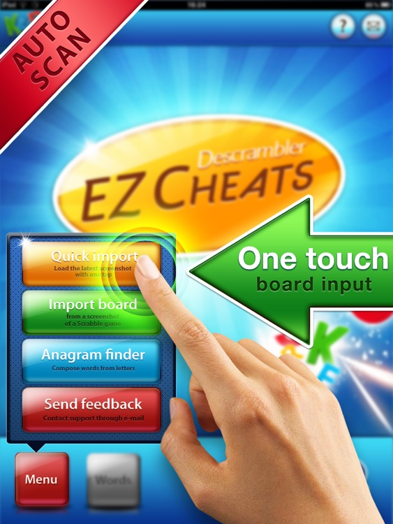EZ Descrambler Cheat HD screenshot-0