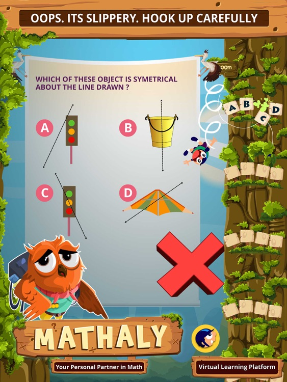 Math Games for kids - Mathaly screenshot-3