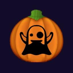 Halloween Pumpkin Stickers