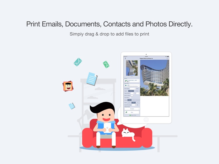Quick Print Cloud for iPad screenshot-3