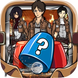 "FIND Hidden Manga Anime "" for Attack On Titan """