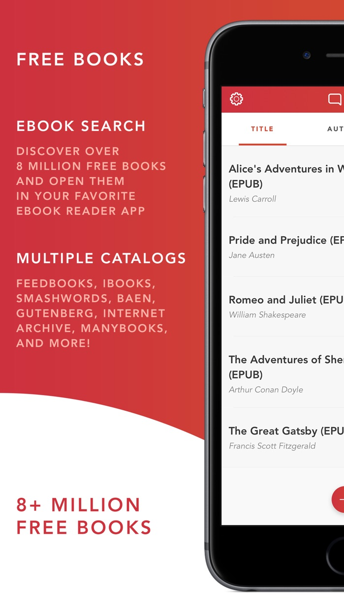 eBook Search -  Free Books for iBooks and more! Screenshot