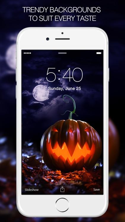 Halloween Wallpapers & Scary Wallpaper screenshot-3