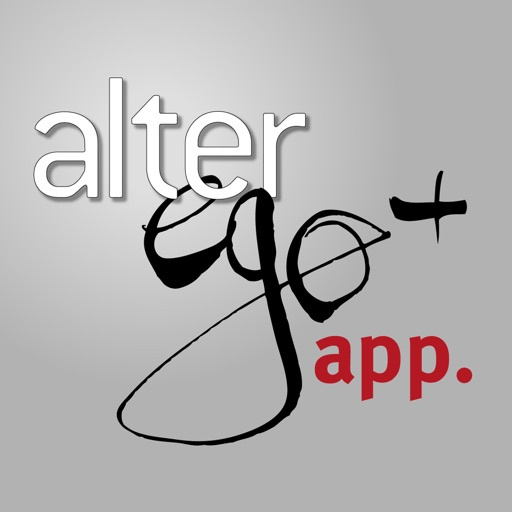 Alter ego + app.