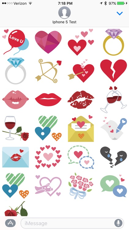 LuvU - Sticker Pack screenshot-3