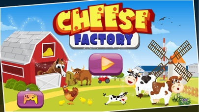 Cheese Factory – Cooking mania for little chef