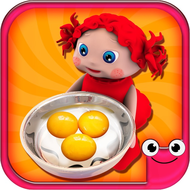 Toddler Kitchen Cooking Games-EduKitchen Girl Free On The