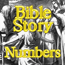 Bible Story Wordsearch Numbers