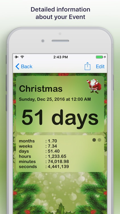 Reminder & Countdown Pro screenshot-1