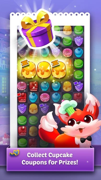 Cupcake Mania™ screenshot-3