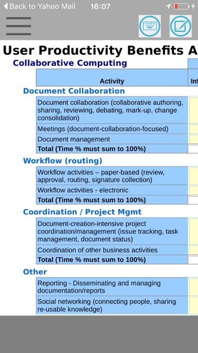 XOffice Xls Office-Suite - Open Office Xls FernScreenshot von 2