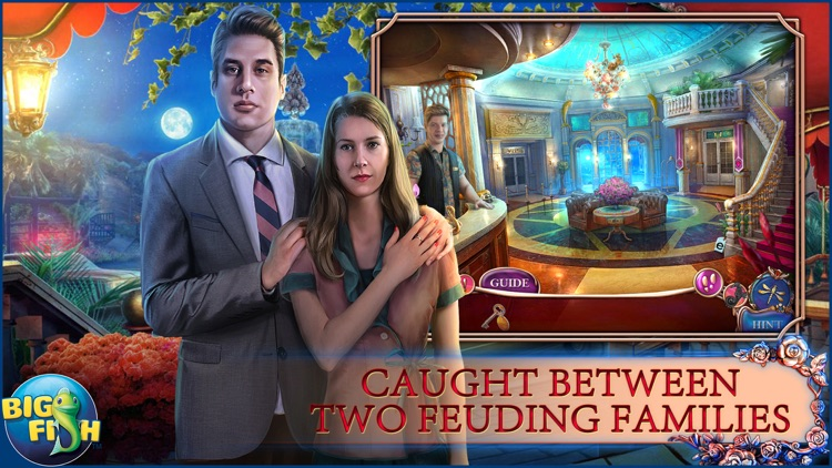 Off the Record: Liberty Stone - A Mystery Hidden Object Game (Full) screenshot-0