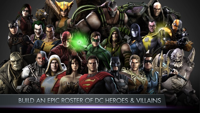 Injustice gods among us on the app store voltagebd Images