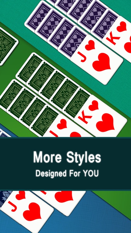 Solitaire Free: card games for adults screenshot-4