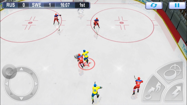 Patrick Kane's MVP Hockey screenshot-4