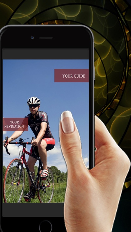 Cycle Riding Tracker -Gps Cycling and Route Tracking and Calorie Counter