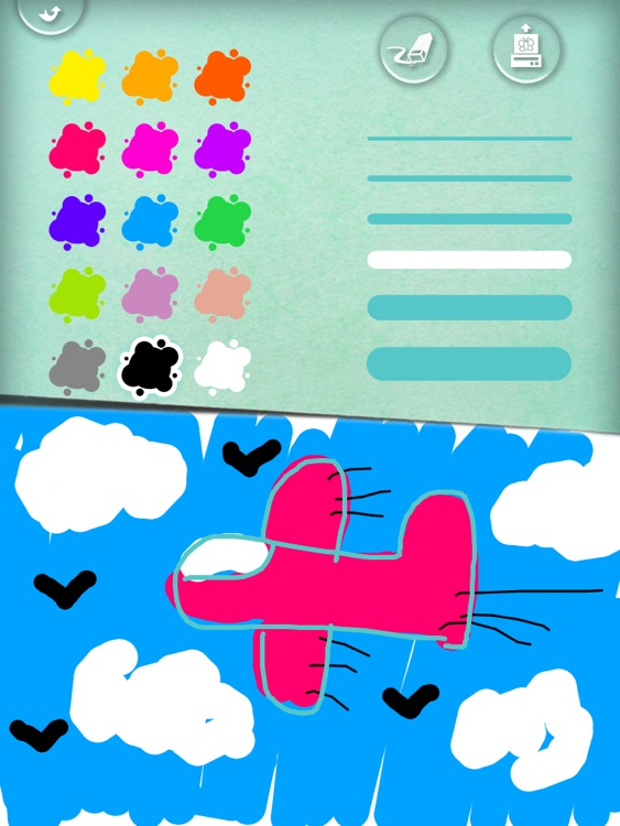 Learning to Draw - Drawing and Coloring for Kids screenshot-3