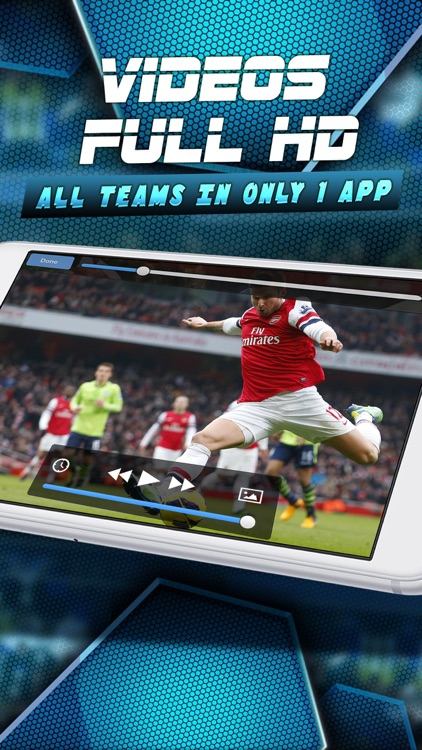 Live Football, Free Highlights and Soccer Clips