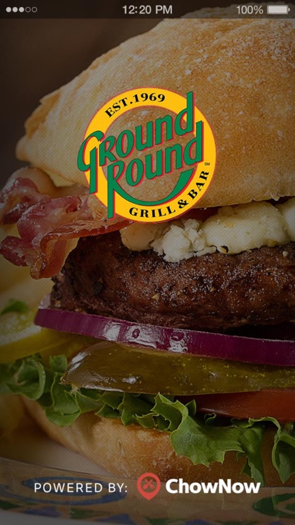 Ground Round Grill and Bar screenshot-0