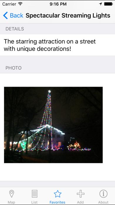 Christmas Light Displays