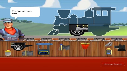 Kids' Engine Builder - Learn to assemble trains