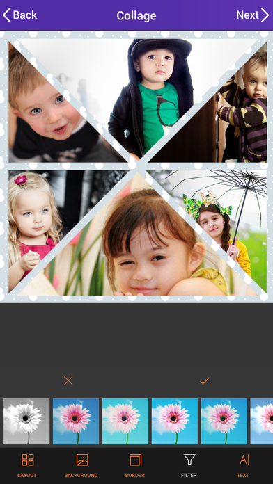 Photo Collage Maker - Photo Sticker,Filters,Frames screenshot three