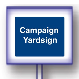 Campaign YardSign