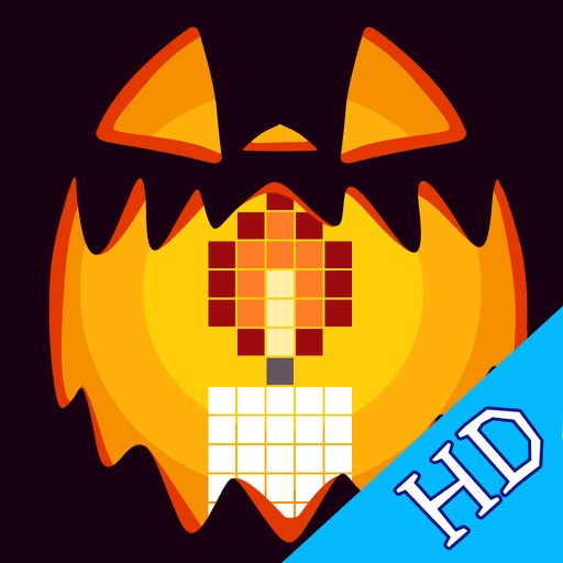 Fill and Cross. Trick or Treat 3! HD