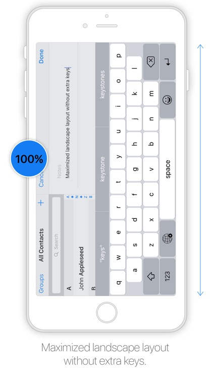 XL Keyboard