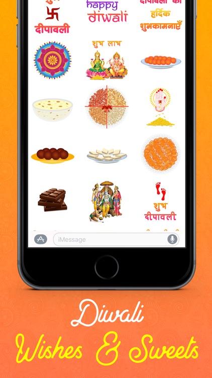 Diwali Wishes & Sweets