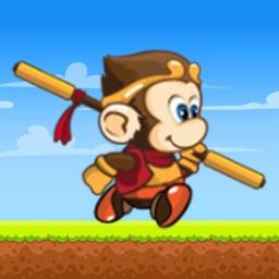 GOKU WORLD - Side Scroll Platformer Game