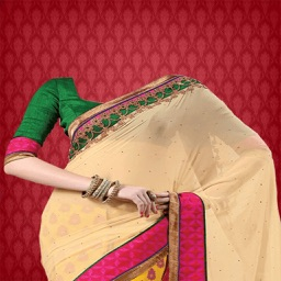 Women Saree Photo Suits