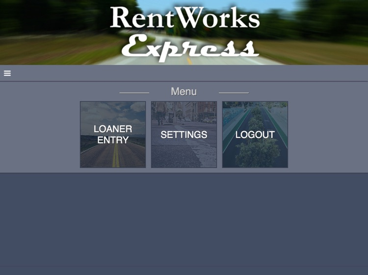 RentWorks Express screenshot-0
