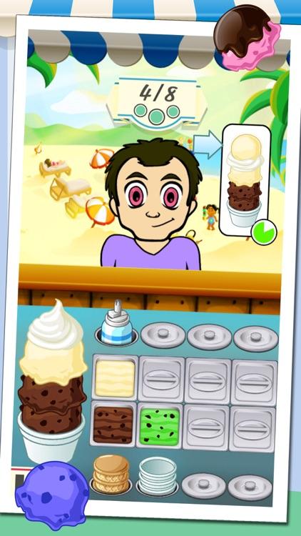 Ice Cream - The Yummy Ice Cream Game screenshot-0
