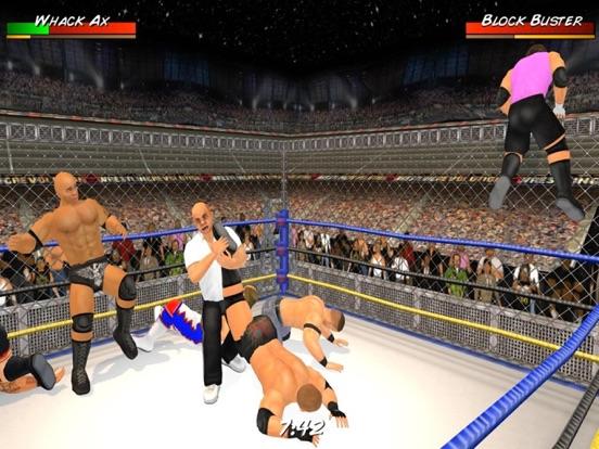 Скачать Wrestling Revolution 3D