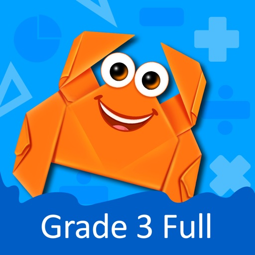 Third Grade Splash Math Learning Games & Practice icon