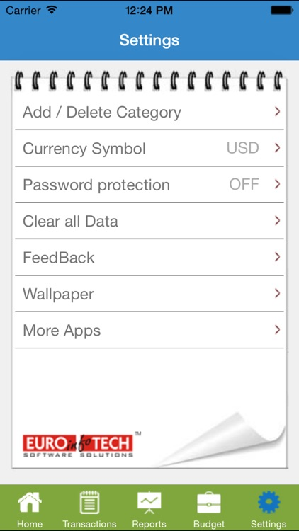 Money Manager - Expense Tracker screenshot-4