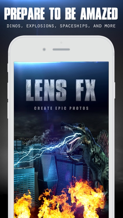 LensFX Epic Photo Effects screenshot-4