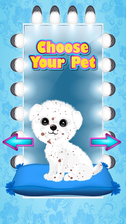 Pet Beauty Salon - Kids Spa Games (Boys & Girls) screenshot-1