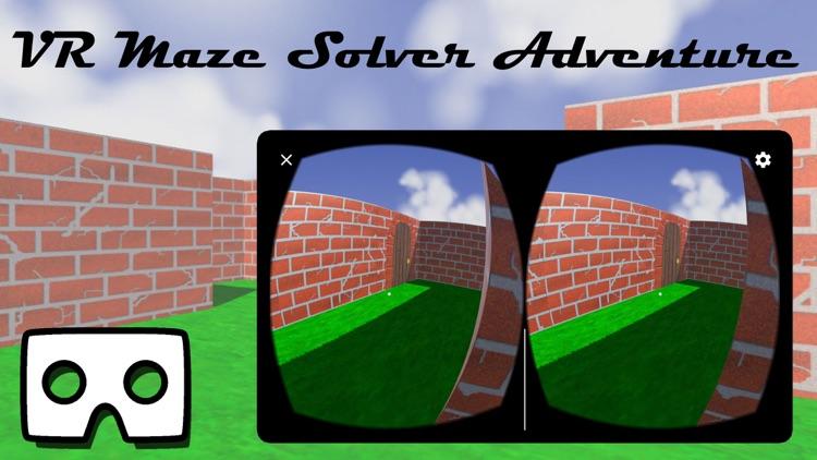 VR Maze Solver Adventure