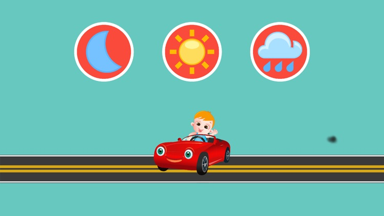 Baby Car Driving App 4 Toddler screenshot-2