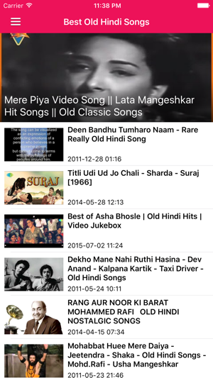 Hindi Songs & Indian Music Free - Bollywood's Best on the