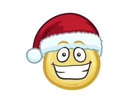 Merry Christmas Emojis - Christmas Stickers