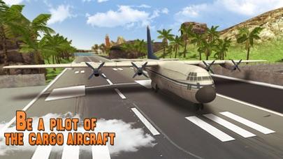 Cargo Plane Car Transporter Simulator