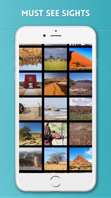 Namibia Travel Guide and Offline Maps screenshot-3