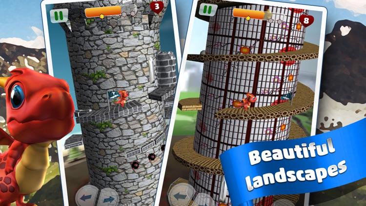Dragon Climb - Spiral Tower Quest Legend Adventure