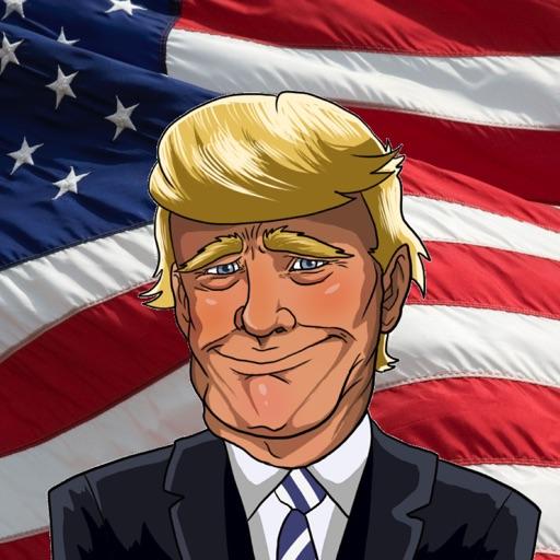 "President Trump Emojis - ""Grab em"""