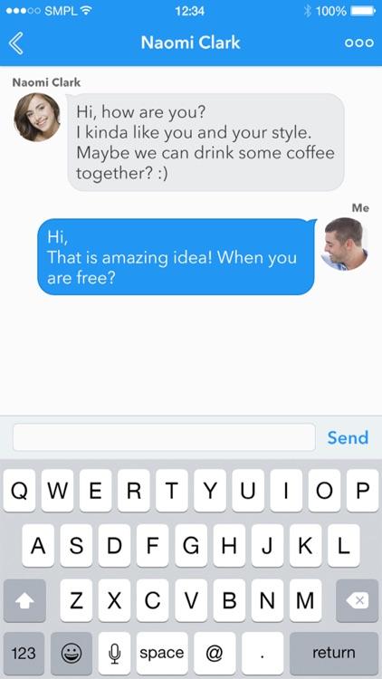 Christian Dating for Singles screenshot-3